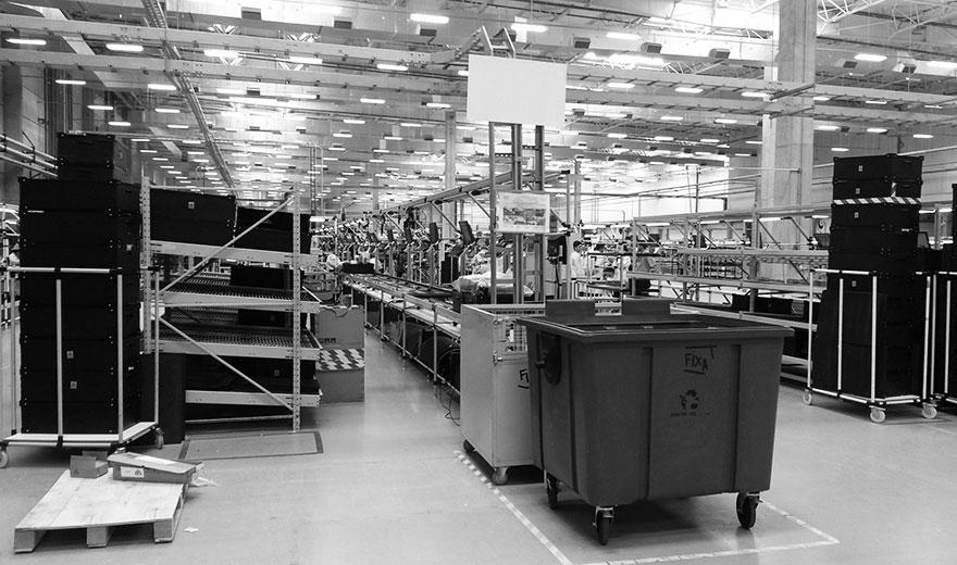 Serviços - Apoio à industrialização